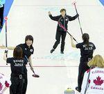 【カーリング】強豪カナダに勝利!